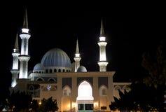 ahmad ja Malaysia meczetu sułtan Obraz Stock