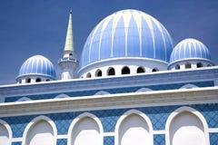 ahmad ja Malaysia meczetu sułtan Zdjęcia Stock
