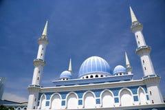 ahmad ja Malaysia meczetu sułtan Zdjęcie Royalty Free