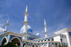 ahmad ja Malaysia meczetu sułtan Obrazy Stock