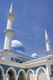 ahmad ja Malaysia meczetu sułtan Fotografia Stock