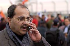 Ahmad Tibi, Izrael parlamentu członek - Obraz Royalty Free