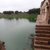 Ahmadabad Гуджарат Индия Sarkhej стоковое фото
