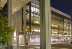 Ahmanson Theater in Music Center in Los Angeles Stock Photos