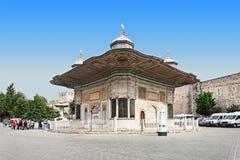 ahmed fontanny iii sułtan Zdjęcie Royalty Free
