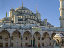 ahmed Istanbul meczetu sułtan zdjęcie royalty free