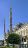 ahmed Istanbul meczetu sułtan Obraz Royalty Free