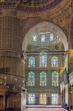 ahmed Istanbul meczetu sułtan Fotografia Stock