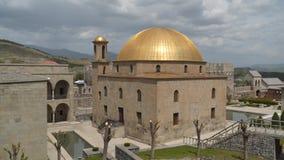 Ahmed Mosque en la fortaleza de Rabat