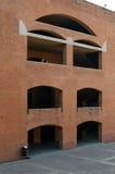 Ahmedabad, Inde - 26 décembre 2014 : Étudiant universitaire asiatique à l'institut indien de la gestion Ahmedabad Image stock