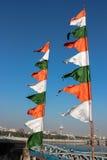 Ahmedabad widok od Manek burj Zdjęcie Stock