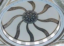 Ahmet Hamdi Akseki kopuły Meczetowi obrazy Zdjęcia Stock