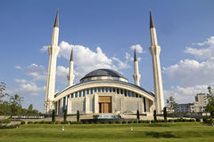 Ahmet Hamdi Akseki meczet Zdjęcie Royalty Free