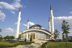 Ahmet Hamdi Akseki Mosque Royalty Free Stock Images