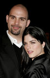Ahmet Zappa i Selma Blair Obrazy Stock