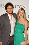 Ahna O'Reilly, James Franco Royalty Free Stock Photography