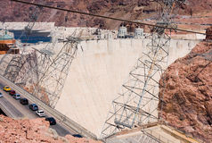 AHoover Dam Stock Photography