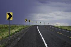 Ahora dé vuelta a la tormenta a continuación Imagenes de archivo