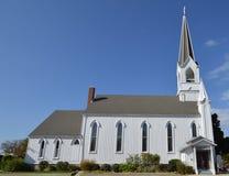 Ahorn-Straßen-Kapelle Stockfoto