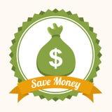 Ahorre el diseño del dinero