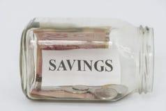 ahorros fotografía de archivo libre de regalías