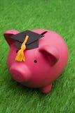 Ahorros de la educación imagen de archivo libre de regalías