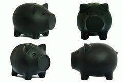 Ahorros del cerdo Foto de archivo libre de regalías