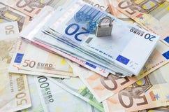 Ahorros del dinero Imagen de archivo