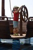 Ahoy! Fotografia Royalty Free