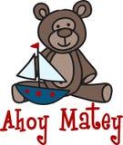Ahoy Matey Royalty Free Stock Photo