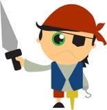 Ahoy Pirate Stock Photos