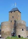 Ahr brama, Ahrweiler, Ahr dolina, Niemcy Obraz Royalty Free