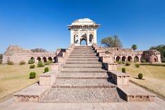Ahrafi Mahal, Mandu Zdjęcie Royalty Free