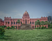 Ahsan Manzil Photographie stock