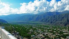 Ahti republika Dagestan Obraz Stock