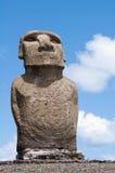 ahu Chile Easter wyspy moai tongariki Zdjęcia Royalty Free