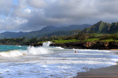 ahu Hawaii o Zdjęcia Stock