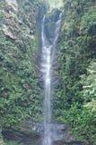 Ahuashiyacu-Wasserfall Lizenzfreies Stockfoto