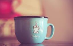 Ahueque el café Fotografía de archivo
