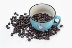Ahueque el café Fotos de archivo