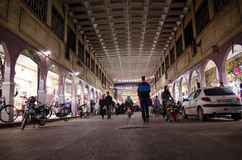 Ahvaz Bazaar Στοκ φωτογραφία με δικαίωμα ελεύθερης χρήσης