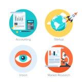 ai企业cs2 eps图标包括 库存图片