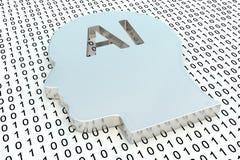 AI Στοκ Εικόνες