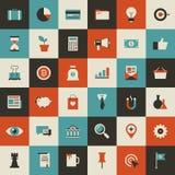 ai biznesu cs2 eps ikony zawierają Obraz Stock