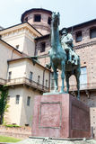 Ai Cavalieri d'Italia zabytek Zdjęcia Royalty Free