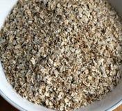 ai dostępny pucharu kartoteki oatmeal Fotografia Stock