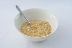 ai dostępny pucharu kartoteki oatmeal Obraz Stock