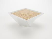 ai dostępny pucharu kartoteki oatmeal Zdjęcie Royalty Free