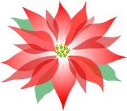 ai-julstjärna Royaltyfri Fotografi