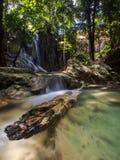 Ai Kalela Waterfall stock photo